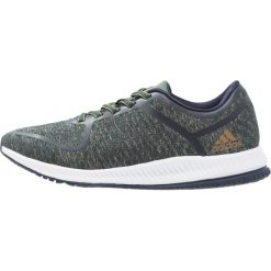 Buty sportowe damskie: adidas Performance ATHLETICS BOUNCE  Obuwie treningowe green night/tactile gold metallic/legend ink