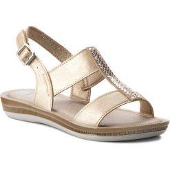 Rzymianki damskie: Sandały INBLU – BAAEOO02  Beżowy