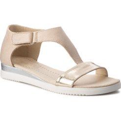 Sandały dziewczęce: Sandały VERONII – 05208 Ml/Bez/S