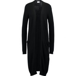 Swetry damskie: Vila VIRIL LONG CARDIGAN Kardigan black