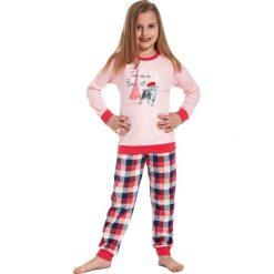 Bielizna chłopięca: Piżama Dziecięca Take me to Kids Różowa r. 110/116