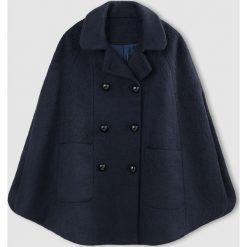Płaszcze damskie pastelowe: Płaszcz z kołnierzykiem be-be