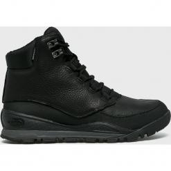 The North Face - Buty Men's Edgewood 7. Czarne buty trekkingowe męskie marki The North Face, z gumy, outdoorowe. W wyprzedaży za 479,90 zł.