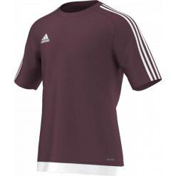 Adidas Koszulka piłkarska męskie Estro 15 bordowo-biała r. XL (S16158). Białe koszulki sportowe męskie marki Adidas, m. Za 52,62 zł.