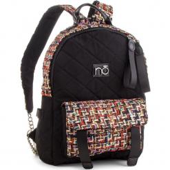 Plecak NOBO - NBAG-F2701-CM20 Czarny Kolorowy. Czarne plecaki damskie Nobo, w kolorowe wzory, z materiału. W wyprzedaży za 199,00 zł.