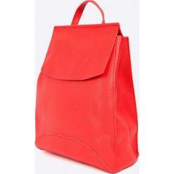 Answear - Plecak City Jungle. Szare plecaki damskie ANSWEAR, ze skóry ekologicznej. W wyprzedaży za 59,90 zł.