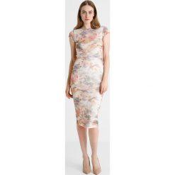 Sukienki hiszpanki: Hope & Ivy Tall COWL DRESS Sukienka koktajlowa white