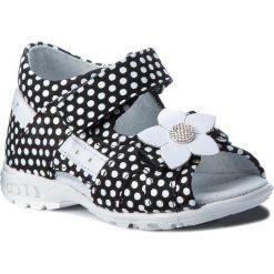 Sandały dziewczęce: Sandały KORNECKI – 03969 Czarny/S