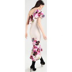 Długie sukienki: True Violet TRUE ONE SHOULDER PEPHEM MIDI DRESS Długa sukienka nude/purple