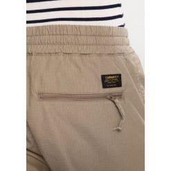 Spodnie męskie: Carhartt WIP VALIANT COLUMBIA Spodnie materiałowe leather rinsed
