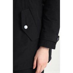 Odzież damska: Armani Exchange Krótki płaszcz black