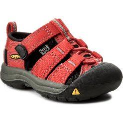 Sandały KEEN - Newport H2 1012277 Ribbon Red/Gargoyle. Czerwone sandały chłopięce marki Keen, z materiału. Za 169,95 zł.