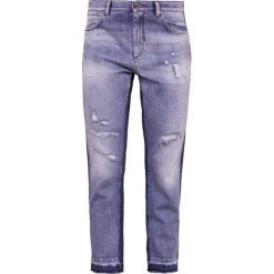 Boyfriendy damskie: Sportmax Code NATURA Jeansy Relaxed Fit blue