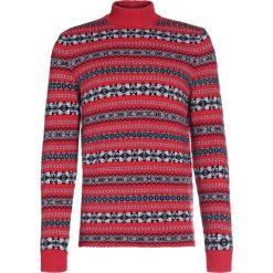 Swetry klasyczne męskie: Bogner FLOYD Sweter rot