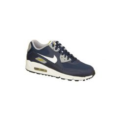 Buty Dziecko Nike  Air Max 90 Gs 307793-417. Niebieskie buty sportowe chłopięce Nike, nike air max. Za 279,99 zł.