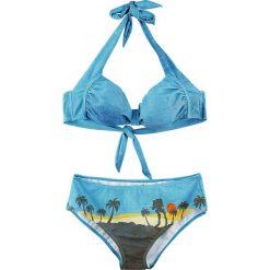 Star Wars Scarif Surf Bikini wielokolorowy. Niebieskie bikini marki Star Wars, z motywem z bajki. Za 144,90 zł.