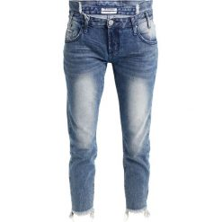 One Teaspoon BLUE SOCIETY FREEBIRDS Jeansy Slim fit blue society. Niebieskie jeansy damskie One Teaspoon. W wyprzedaży za 251,60 zł.
