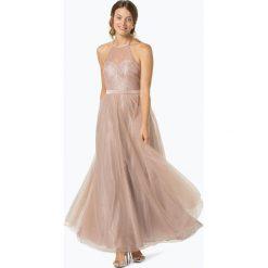 Sukienki: Laona – Damska sukienka wieczorowa, beżowy