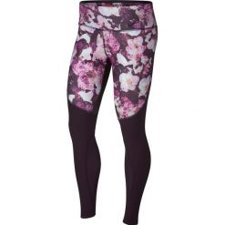 Legginsy sportowe damskie: legginsy sportowe damskie NIKE POWER LEGEND TIGHT / 861424-652 – NIKE POWER LEGEND TIGHT