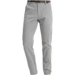 Spodnie męskie: Lindbergh CLASSIC STRETCH Spodnie materiałowe silver