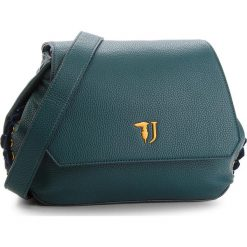 Torebka TRUSSARDI JEANS - Lavanda 75B00450 U295. Zielone torebki klasyczne damskie Trussardi Jeans, z jeansu. Za 599,00 zł.