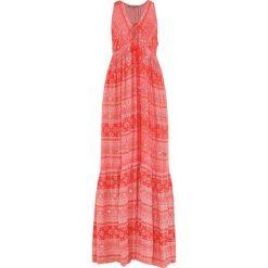 Długie sukienki: Vanessa Bruno BOHO  Długa sukienka corail