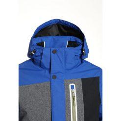 8848 Altitude NEW LAND Kurtka przeciwdeszczowa blue. Niebieskie kurtki chłopięce 8848 Altitude, z materiału, sportowe. W wyprzedaży za 412,30 zł.
