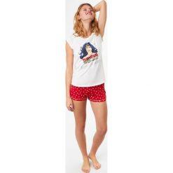 Piżamy damskie: Etam – Szorty piżamowe Prune x DC Comics