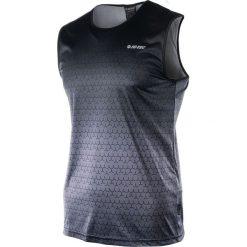 Hi-tec Koszulka męska Marod Black/jet Black r. L. Czarne koszulki sportowe męskie marki Hi-tec, l. Za 39,69 zł.