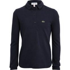 Lacoste Koszulka polo marine. Niebieskie bluzki dziewczęce bawełniane marki Lacoste, polo. W wyprzedaży za 216,75 zł.