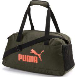 Torby podróżne: Puma Torba sportowa Phase Sport 22L zielona (074942 05)