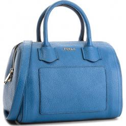 Torebka FURLA - Alba 984379 B BTE3 HSF Genziana e. Niebieskie torebki klasyczne damskie Furla, ze skóry. W wyprzedaży za 1079,00 zł.