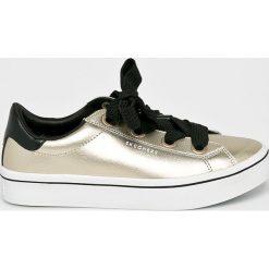 Skechers - Buty. Niebieskie buty sportowe damskie marki Skechers. W wyprzedaży za 239,90 zł.