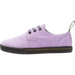 Trampki damskie slip on: Dr. Martens SANTANITA 3 EYE SHOE Tenisówki i Trampki purple heather