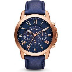 Biżuteria i zegarki męskie: Fossil – Zegarek FS4835