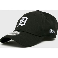 New Era - Czapka Detroit Tigers. Czarne czapki z daszkiem męskie New Era. W wyprzedaży za 119,90 zł.