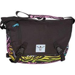 """Torby na laptopa: Torebka """"Messenger Large"""" z kolorowym wzorem – 41 x 29 x 10 cm"""