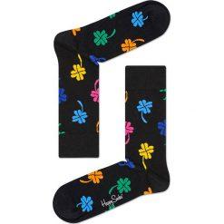 Skarpetki Happy Socks (BLU01-9000). Czarne skarpetki męskie marki Stance. Za 29,99 zł.