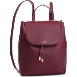 Plecak LAUREN RALPH LAUREN - Dryden 431719702004 Merlot/Ros. Czerwone plecaki damskie Lauren Ralph Lauren, ze skóry. Za 1089,90 zł.
