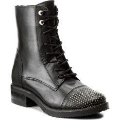 Botki ALDO - Caffie 52161877 97. Czarne buty zimowe damskie ALDO, z materiału. W wyprzedaży za 349,00 zł.