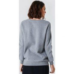 Calvin Klein Bluza Crew Neck True Icon - Grey. Szare bluzy polarowe Calvin Klein. Za 404,95 zł.
