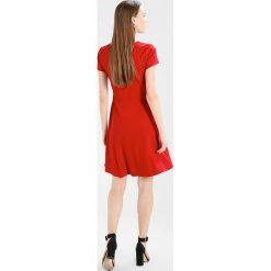 Sukienki: Anna Field Sukienka z dżerseju dark red