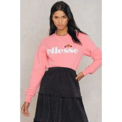 Bluzy rozpinane damskie: Ellesse Bluza El Agata - Pink