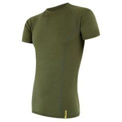 Sensor Koszulka Termoaktywna Merino Wool Active M Safari L. Szare koszulki turystyczne męskie Sensor, l, z materiału. Za 195,00 zł.