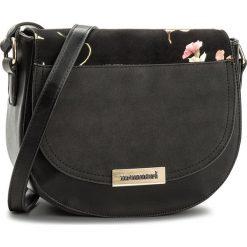 Torebka MONNARI - BAG6200-020  Black. Czarne torebki klasyczne damskie marki Monnari. W wyprzedaży za 99,00 zł.