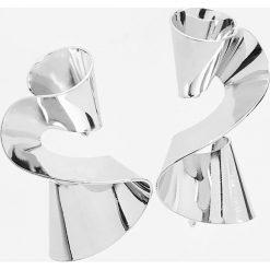 Kolczyki damskie: Kolczyki – Srebrny