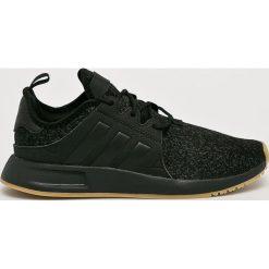 Adidas Originals - Buty X_Plr. Czarne halówki męskie adidas Originals, z materiału, na sznurówki. Za 399,90 zł.