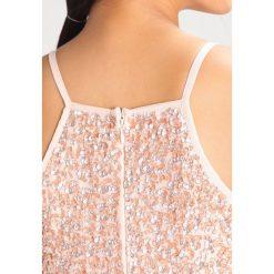 Sukienki hiszpanki: Lace & Beads Sukienka koktajlowa pink