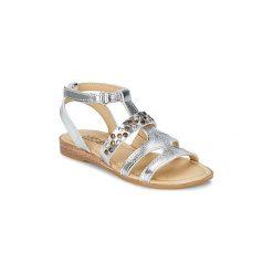 Sandały Dziecko  Mod'8  JADE. Białe sandały dziewczęce marki Mod'8. Za 263,20 zł.