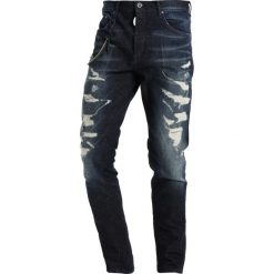 Jeansy męskie regular: Antony Morato Jeansy Slim Fit blu denim